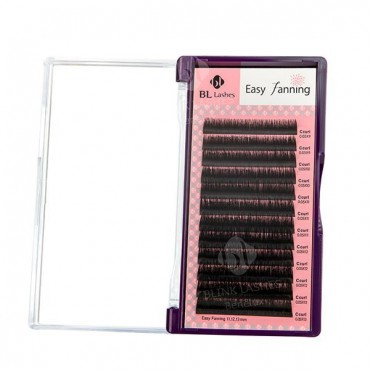 Easy Fanning Volume mihalnice D 0,05 x mix 9-13 mm
